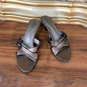 Rockport Excellent Condition Leather Sandals